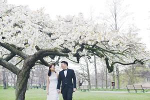 Bride Makeup Artist: Leah Lim / Photographer: Joshua Sim (The Beautiful Moment Photography)