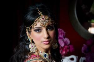 Malaysian Indian WeddingMakeup Artist
