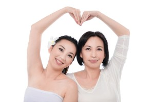 Mother And Daughter Makeover