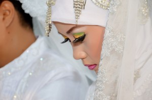 Muslim Wedding Makeup Artist